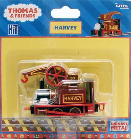 Harvey | Thomas The Tank Engine & Friends ERTL Wiki ...