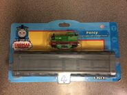 Percy with track