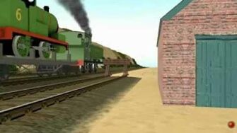 Thomas The Trainz Adventures Short 1