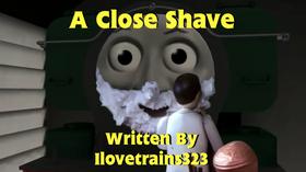 ACloseShaveTitleCard