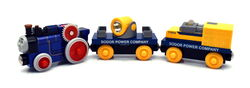 FergusandthePowerCars