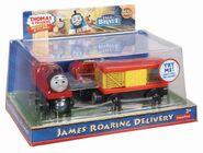 James'RoaringDeliveryBox