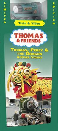Thomas,PercyandtheDragonVHSwithPeterSam