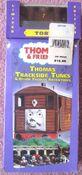 Thomas'TracksideTunesVHSwithToby
