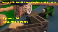 24. Gold Medal Percy