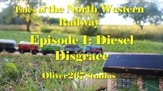 Tales Of The North Western Railway - S1 E1 Diesel Disgrace Remastered!