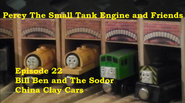 File:22. Bill Ben and The Sodor China Clay Cars.png
