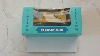 1000th Subscriber Special Contest - Duncan Home Video Bonus Pack Unboxing - WoodenRailwayStudio -