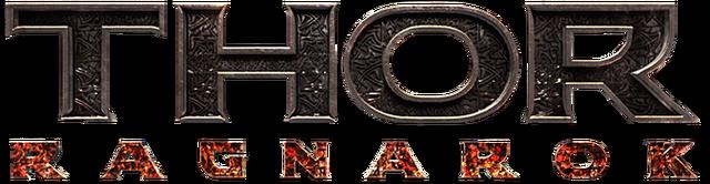 File:Thor Ragnarok (Logo).png