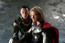 Loki and thor in jotunheim