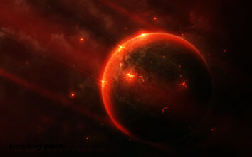 Cracking-lava-planet-wallpaper 3837