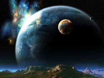 Huge planet1600x1200