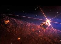 Asteroid Belt Hi-Res
