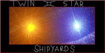 Twin star shipyards