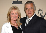 Laurette and John McCook