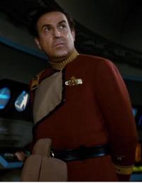 Paul Kent lCDR Beach in Star Trek III Wrath Of Khan