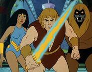 Thundarr, Arial & Ookla 1