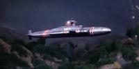 Radio-controlled Submarine
