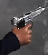 Southern's gun