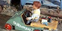 Thunderbird 2 Go Kart