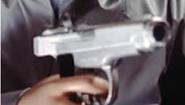 Hitchhikers gun