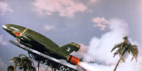 Thunderbird 2/Launch Sequence