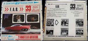 F.A.B. Century 21 Vinyl