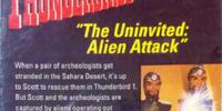 The Uninvited: Alien Attack