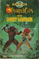 The Ghost Warrior book