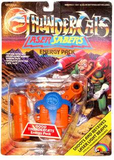 Orange Laser Saber