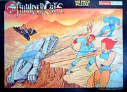 Thundercats Jigsaw 1