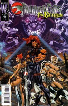 Thundercats the return 4b