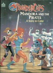 Mandor and the Pirates Book