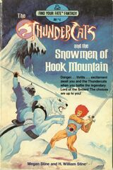 Snowmen of Hook Mountain Book