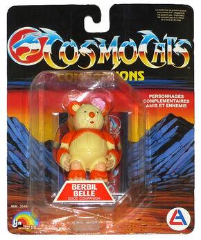 Cosmocats Berbil Belle MOC