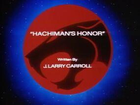 Hachiman's Honor