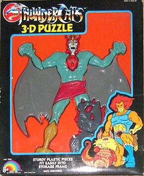 TCats 3D Puzzle2