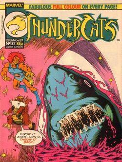 ThunderCats (UK) - 037