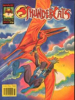 ThunderCats (UK) - 121