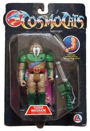 Cosmocats Tuska Warrior
