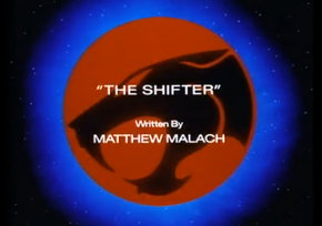 The Shifter - Title Card