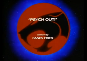 Psych Out - Title Card