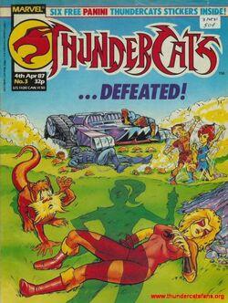 ThunderCats (UK) - 003