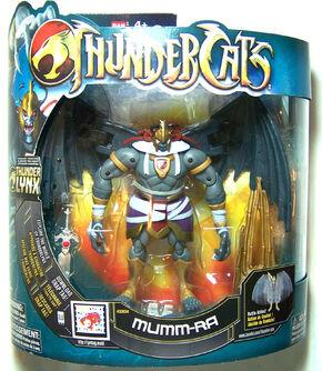 Bandai ThunderCats Mumm-Ra Deluxe Action Figure Boxed - 01