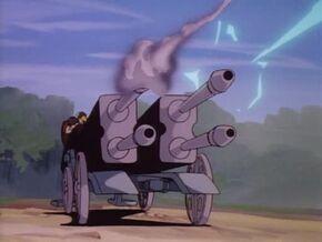 Thundrainium Cannon