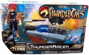 Bandai ThunderRacer with Lion-O