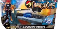 Bandai ThunderRacer with Lion-O