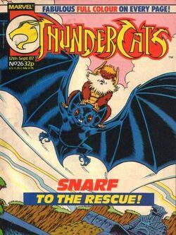 ThunderCats (UK) - 026