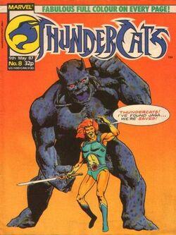 ThunderCats (UK) - 008
