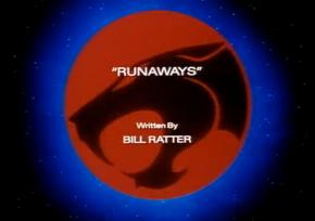 Runaways - Title Card
